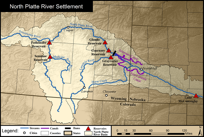 North Platte River Settlement  Department of Natural Resources