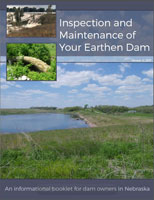 inspection and maintenance of your earthen dam cover