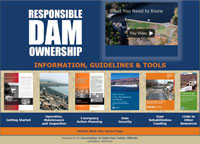 responsible dam ownership screenshot