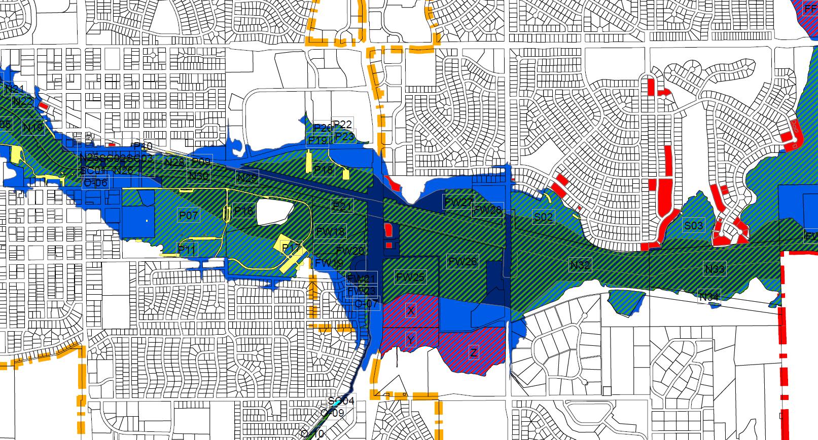 nebraska flood plain map Preserving Open Space In The Floodplain And Crs Department Of nebraska flood plain map