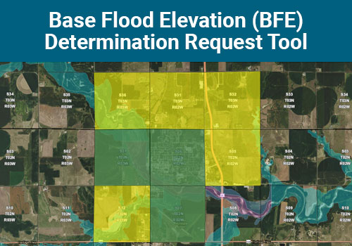 Base Flood Elevation (BFE) Determination Request Tool