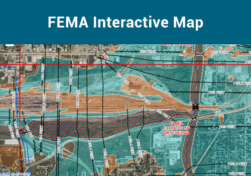 FEMA Interactive Map